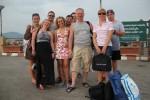 Группа в порту