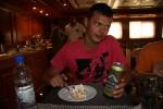 пиво с тортом
